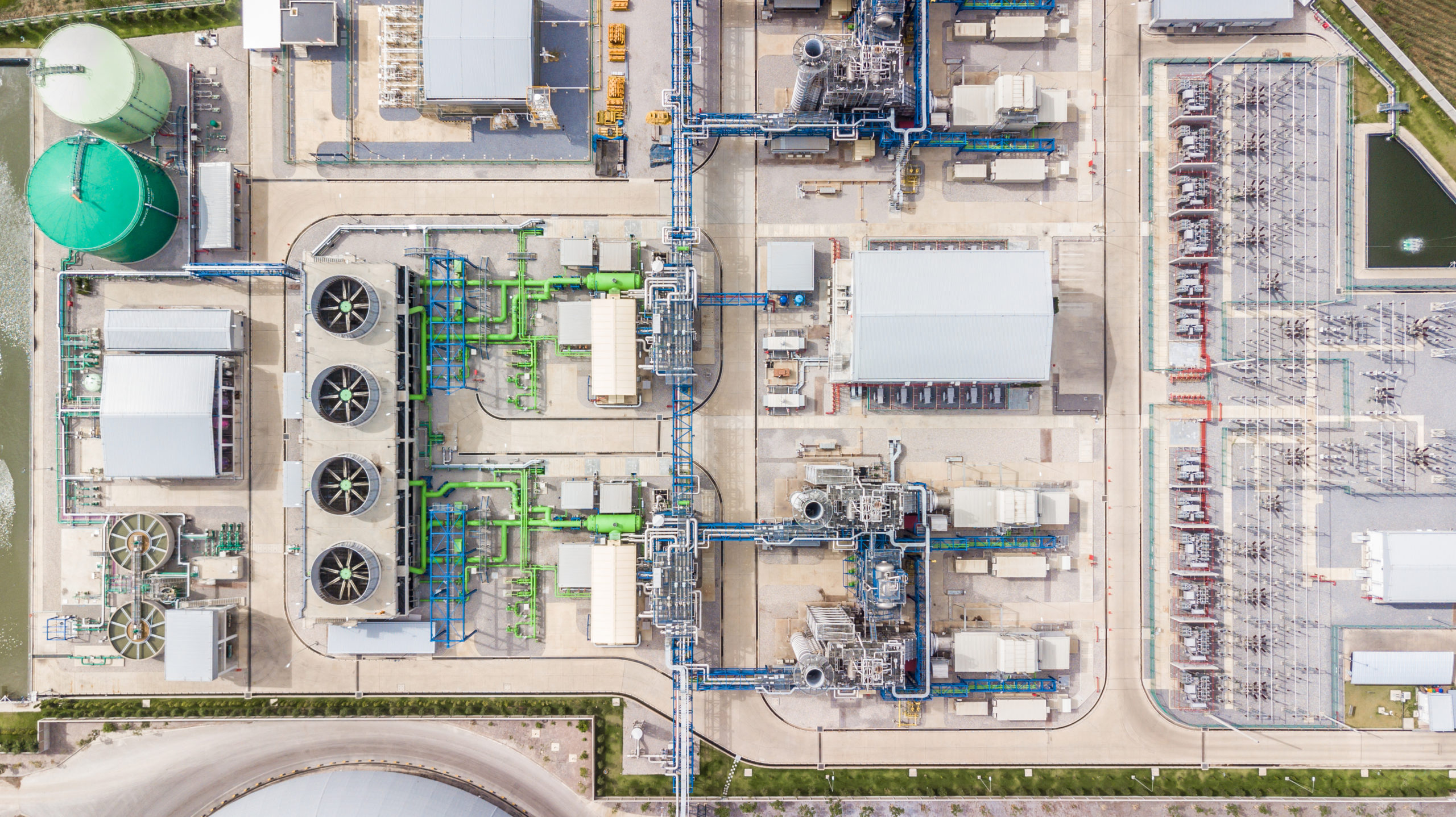 Hydrogen's path into the gas supply chain