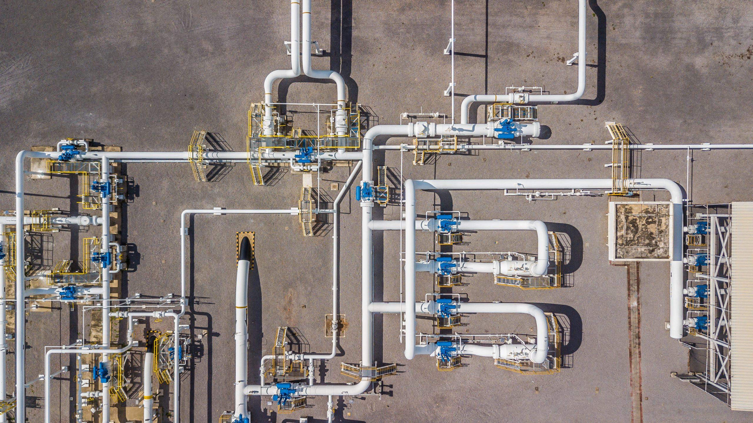 Spot volatility driving gas storage value