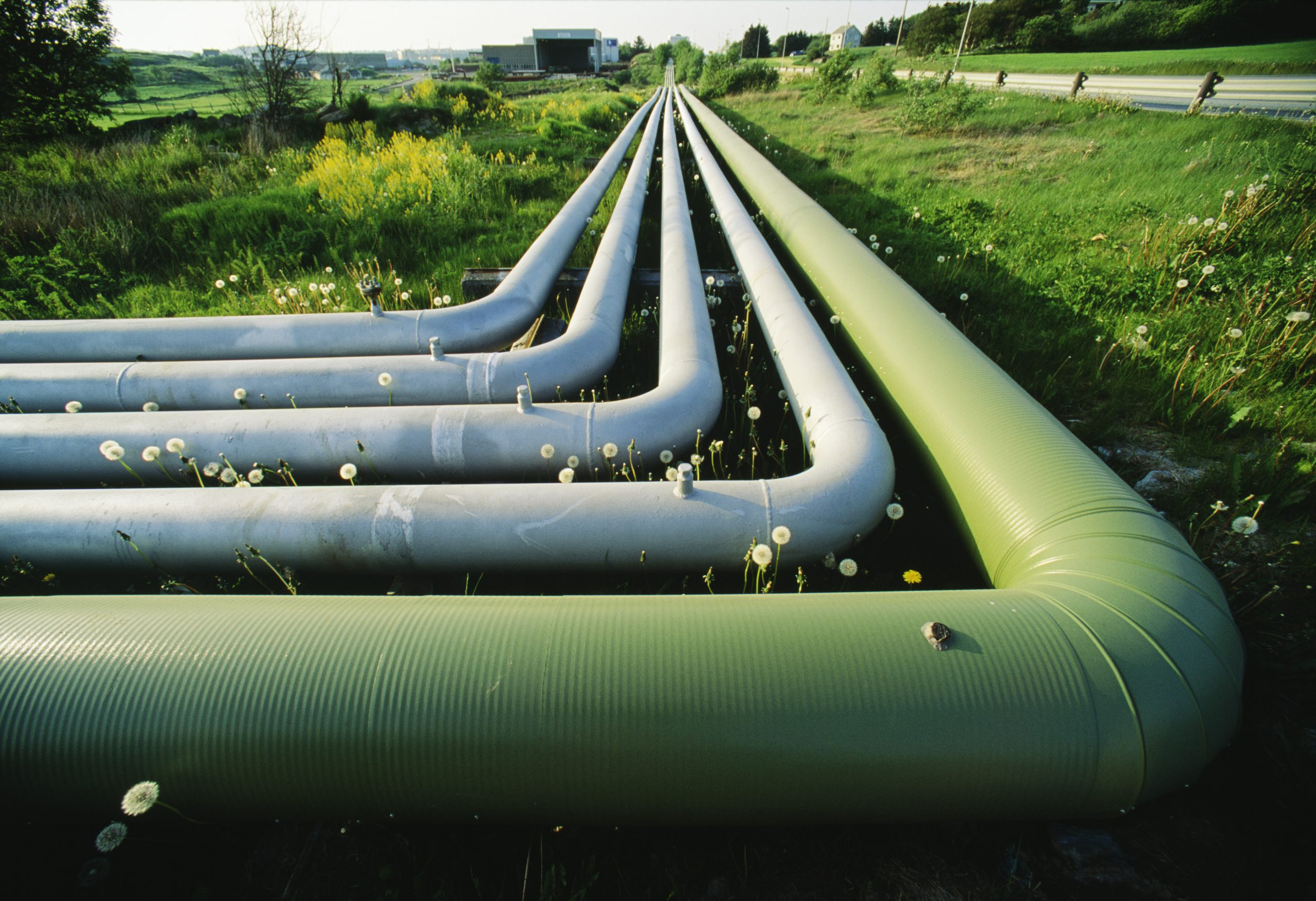 Russian gas flow strategy back in focus